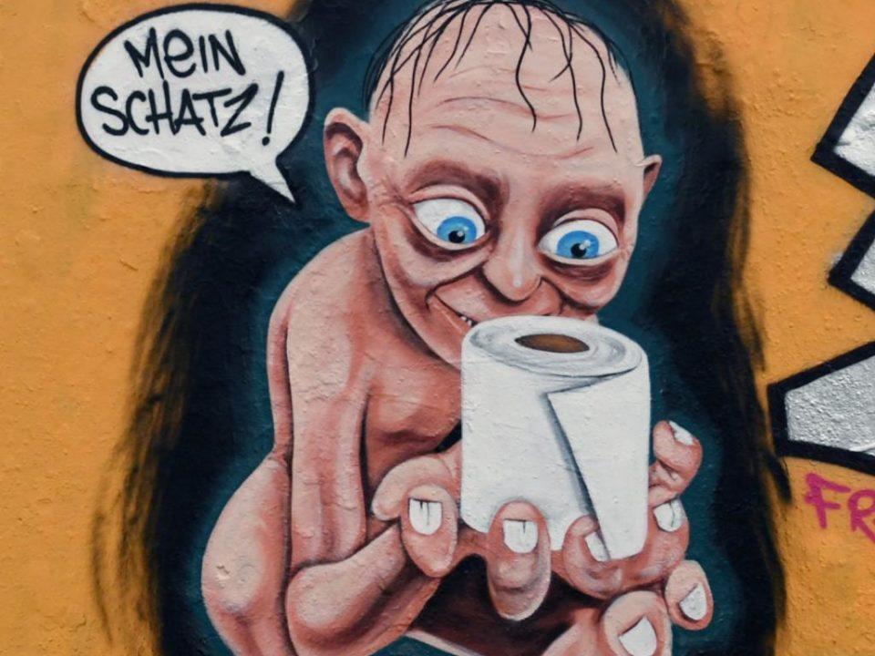 Neufeld Voyage Graffiti