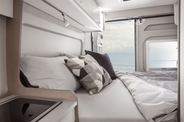 Neufeld Voyage Schlafbereich
